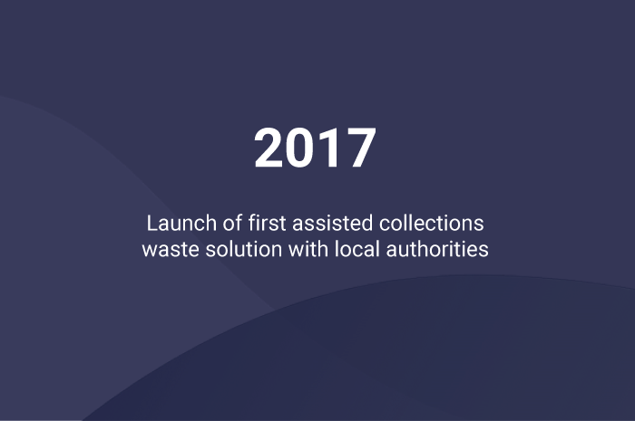 Assisted collections waste solutions
