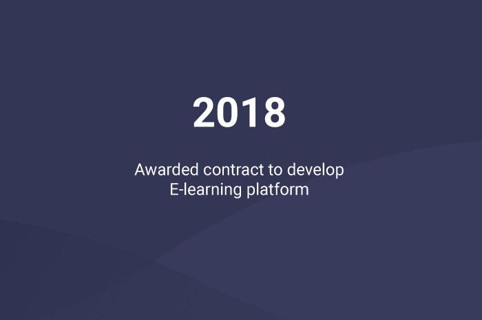 E-learning platform